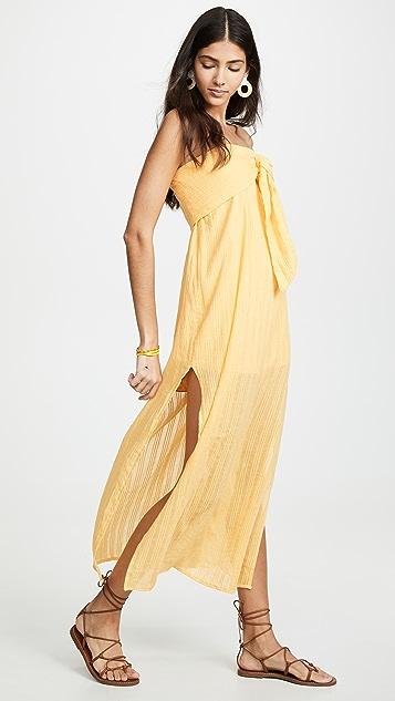 ViX Swimwear Платье без бретелек Tess