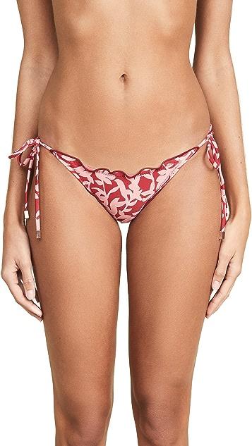 ViX Swimwear Ripple Bikini Bottoms