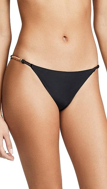 ViX Swimwear Elis 精致全包覆比基尼泳裤