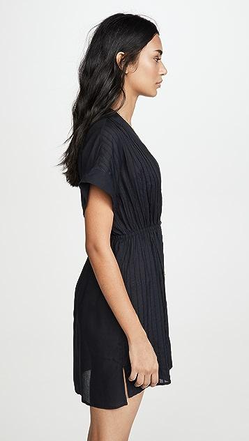 ViX Swimwear Fuji 裥褶开衫