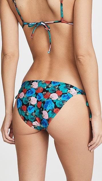 ViX Swimwear Tie Bikini Bottoms