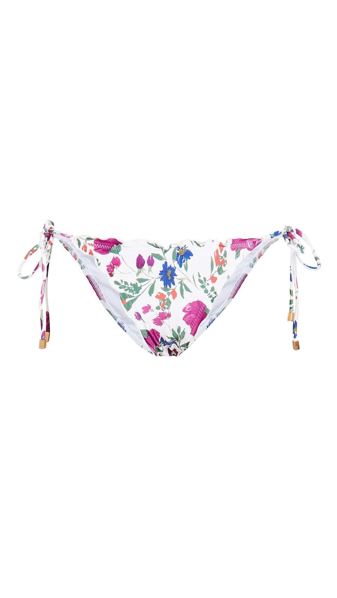 ViX Swimwear Clover Ripple Bikini Bottoms