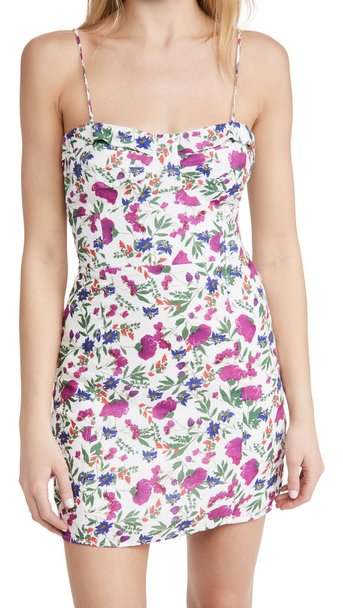 ViX Swimwear Clover Yama Short Dress