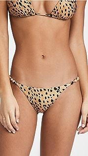 ViX Swimwear Lassi 饰珠绳索元素裤装
