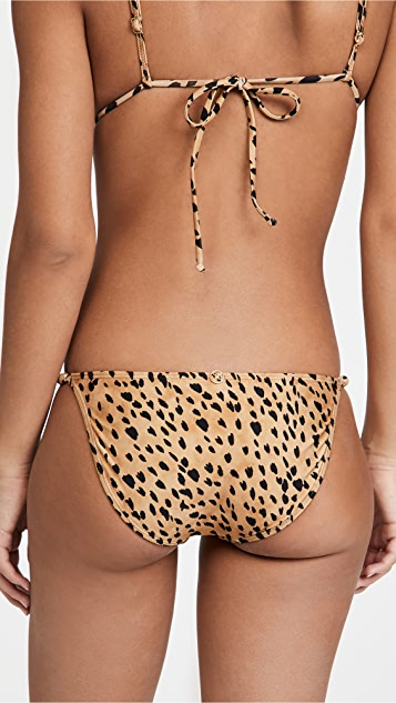 ViX Swimwear Lassi Beads String Bottoms