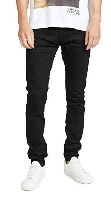 Versace Jeans Couture Skinny Fit Stretch Jeans