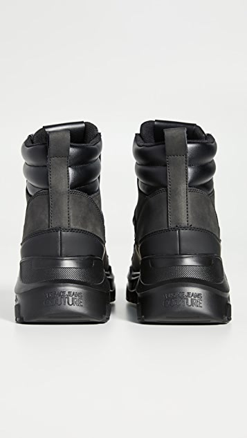 Versace Jeans Couture Hiker Sneaker Boots