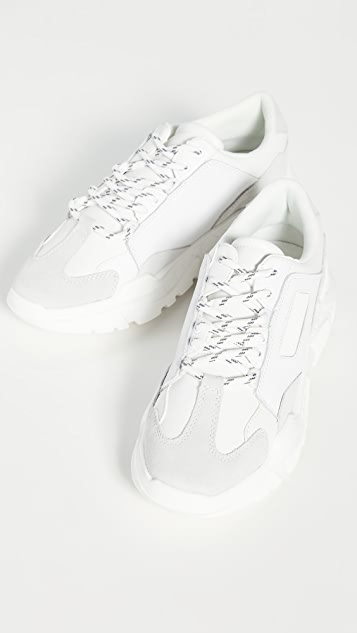Versace Jeans Couture Mixed Media Runners