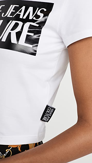 Versace Jeans Couture Logo Tee