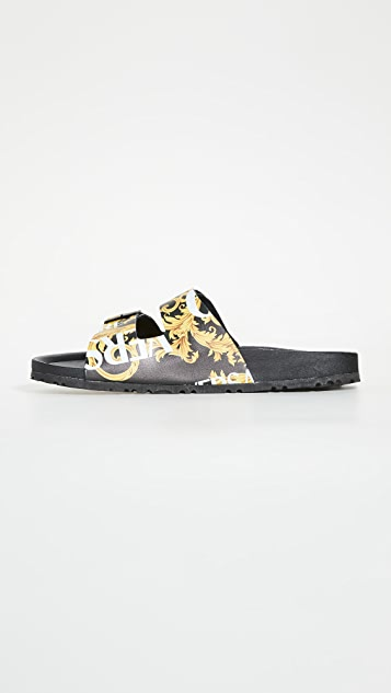 Versace Jeans Couture Slides