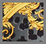 Fleece Print Leo Chain