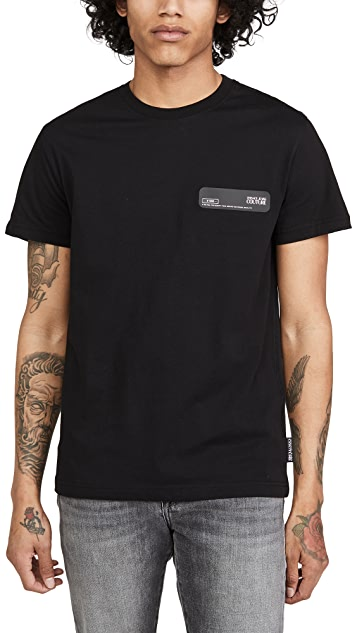 Versace Jeans Couture Chest Logo T-Shirt