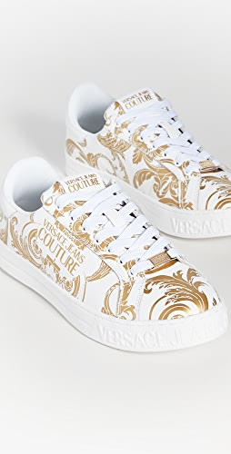 Versace Jeans Couture - Baroque Low Top Sneakers
