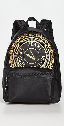 Versace Jeans Couture - V-Emblem Backpack