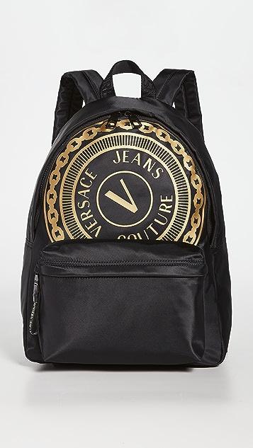 Versace Jeans Couture V-Emblem Backpack