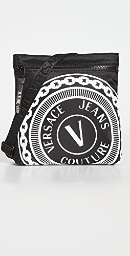 Versace Jeans Couture - V Emblem Crossbody Bag