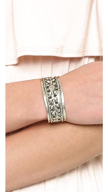 Vanessa Mooney The Louisa Cuff Bracelet