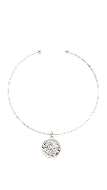 8c819e44726 Vanessa Mooney The Saint Choker Necklace | SHOPBOP