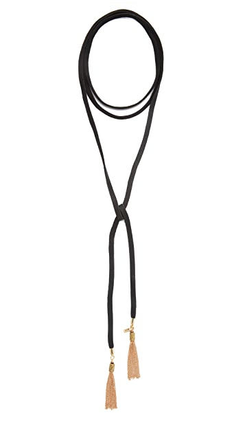 Vanessa Mooney The Demi Bolo Necklace