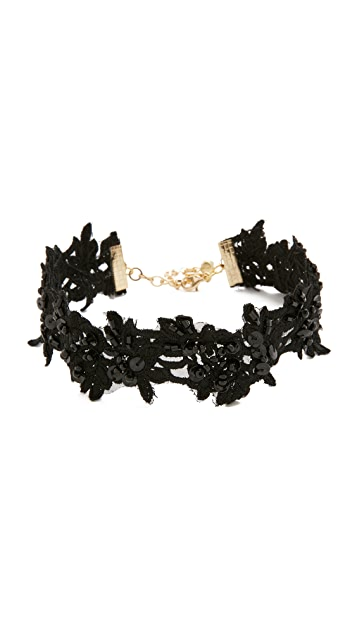 Vanessa Mooney The Lovetta Choker Necklace