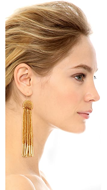 Vanessa Mooney The Charlize Earrings