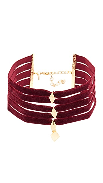 Vanessa Mooney The Delilah Choker Necklace