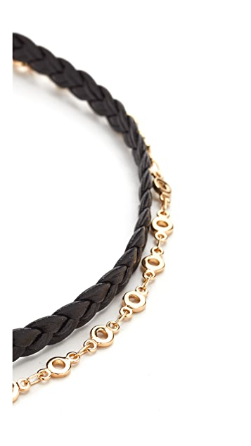 Vanessa Mooney The Gita Choker Necklace