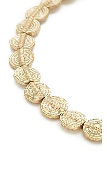 Vanessa Mooney The Di Rosa Choker Necklace