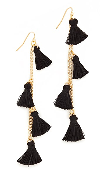 Vanessa Mooney The Dynasty Earrings