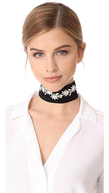 Vanessa Mooney The Lizy Choker Necklace