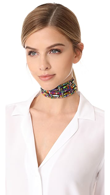 Vanessa Mooney The Dragonette Choker Necklace