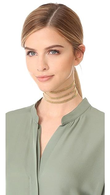Vanessa Mooney The Harmony Choker Necklace