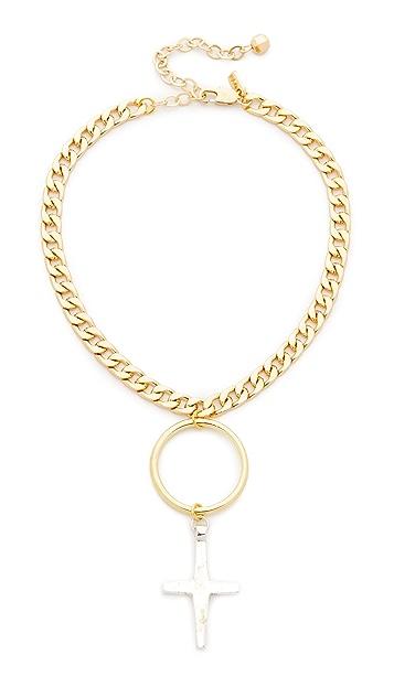 Vanessa Mooney The Embar Choker Necklace