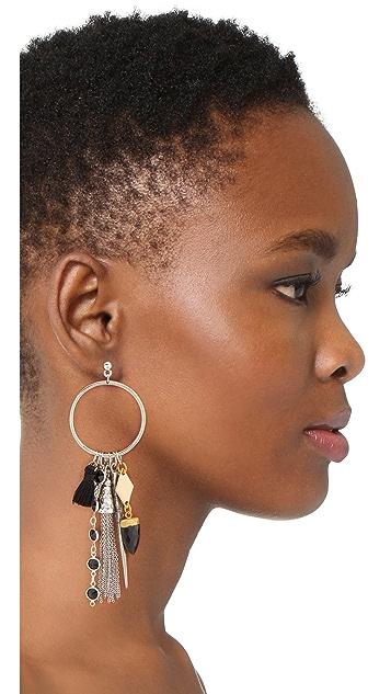 Vanessa Mooney Our Firework Earrings