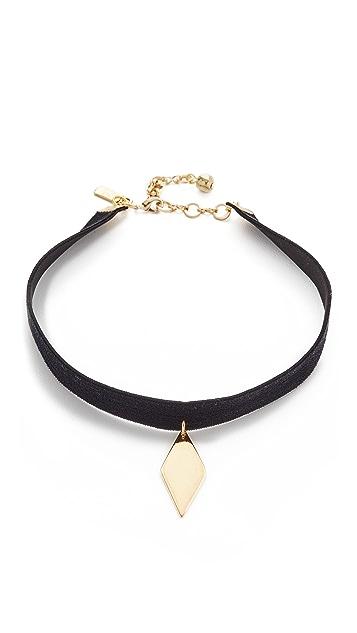Vanessa Mooney Lilly Choker Necklace