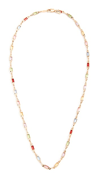 Vanessa Mooney Divine Chain Necklace