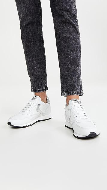 白色 Julia 运动鞋