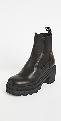 Voile Blanche - Loden Chelsea Boots