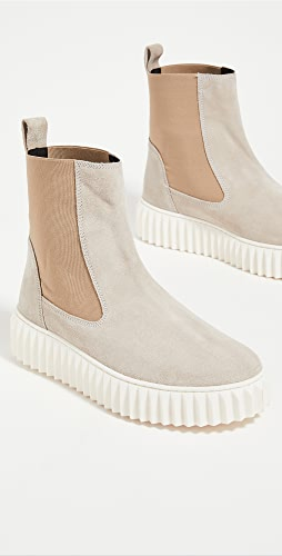 Voile Blanche - Beth Chelsea Boots