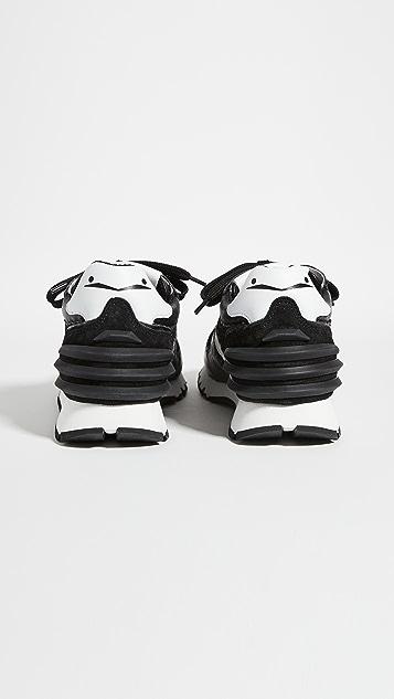 Voile Blanche Julia Power 网面独家运动鞋