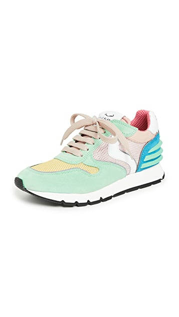 Voile Blanche Julia Power 网面运动鞋