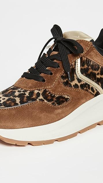 Voile Blanche Flowee Sneakers