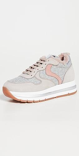 Voile Blanche - Maran Fur Sneakers