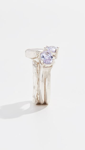 Voodoo Jewels Rodope Ring
