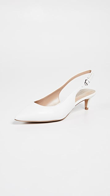Villa Rouge Queenie Slingback Pumps