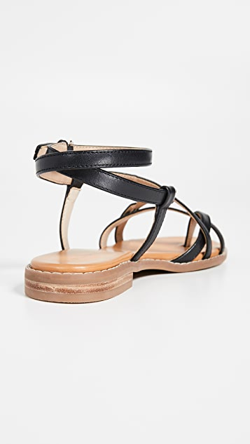 Villa Rouge Suri 凉鞋