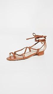 Villa Rouge Maclaran Wrap Sandals