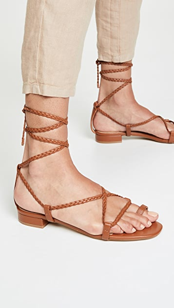 Villa Rouge Maclaran Wrap Sandals