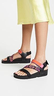 Elena Sporty Sandals