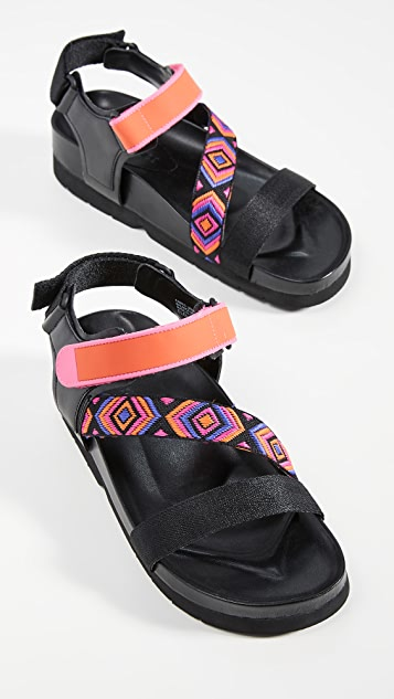 Villa Rouge Elena Sporty Sandals